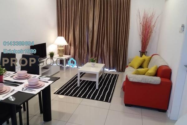 Condominium For Rent in Urbana Residences @ Ara Damansara, Ara Damansara Freehold Fully Furnished 2R/2B 2.45k