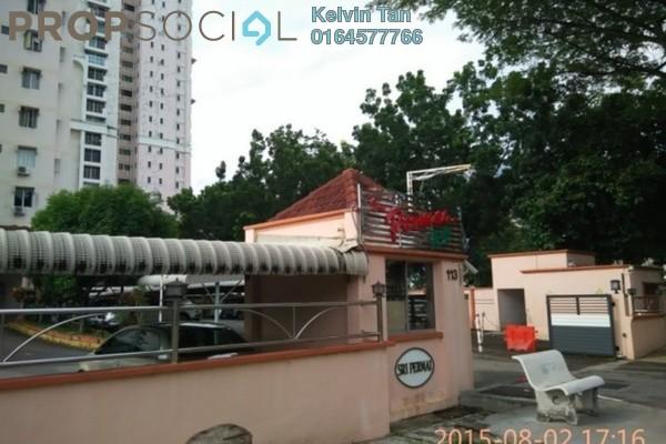 Apartment For Rent in Seri Mas, Bandar Sri Permaisuri Freehold Fully Furnished 3R/2B 1.4k