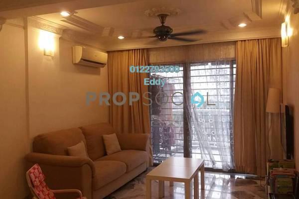 Kondominium Untuk dijual di Sri Ledang, Wangsa Maju Freehold Semi Furnished 4R/2B 468Ribu