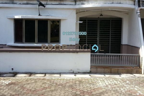 Kondominium Untuk dijual di Sri Ledang, Wangsa Maju Freehold Unfurnished 4R/2B 399Ribu