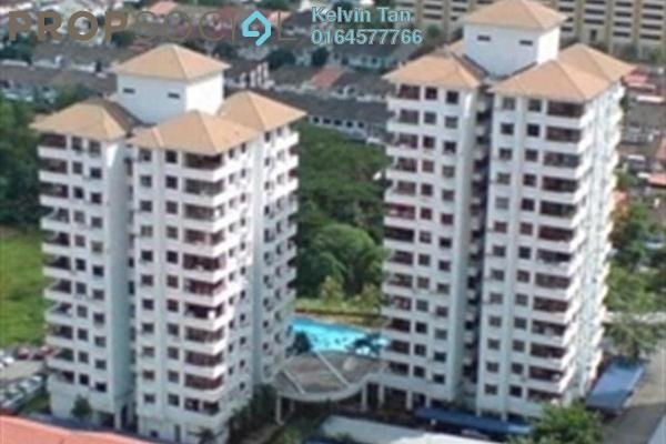 Condominium For Rent in Flamingo Series, Green Lane Freehold Semi Furnished 3R/2B 1.3k