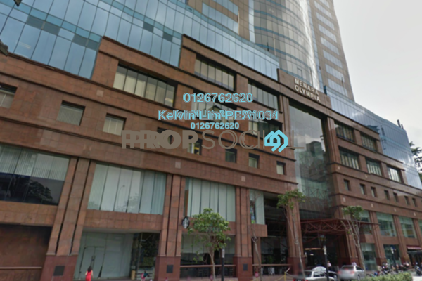 Office For Rent in Menara Olympia, Bukit Ceylon Freehold Unfurnished 1R/1B 21k