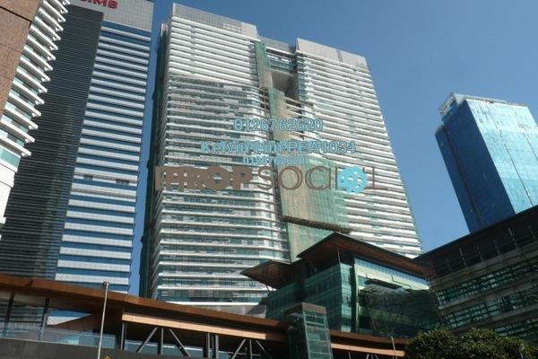 Office For Sale in Q Sentral, KL Sentral Freehold Unfurnished 0R/0B 1.98m