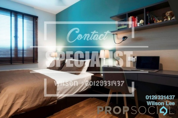 Condominium For Sale in Nadia, Desa ParkCity Freehold Fully Furnished 2R/2B 890k