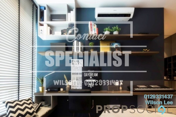 Condominium For Sale in Nadia, Desa ParkCity Freehold Fully Furnished 3R/2B 800k