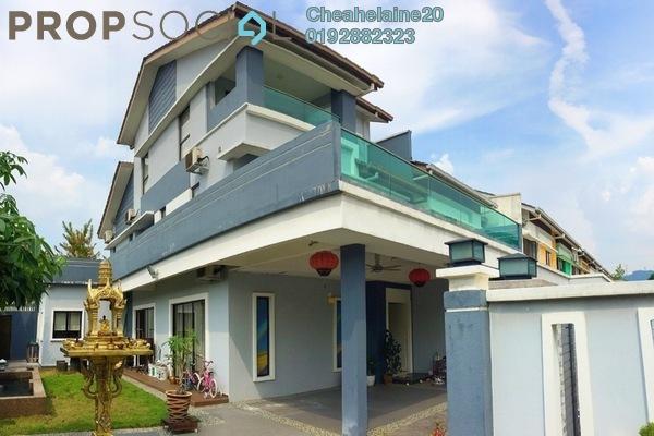 Terrace For Sale in Sutera Damansara, Damansara Damai Freehold Semi Furnished 5R/5B 1.7m