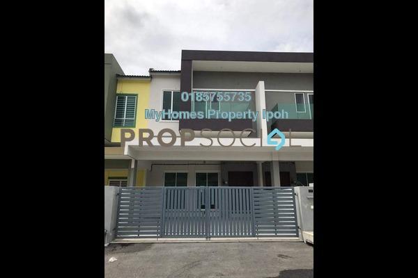 Link For Sale in Bandar Seri Botani, Ipoh Freehold Unfurnished 4R/4B 458k