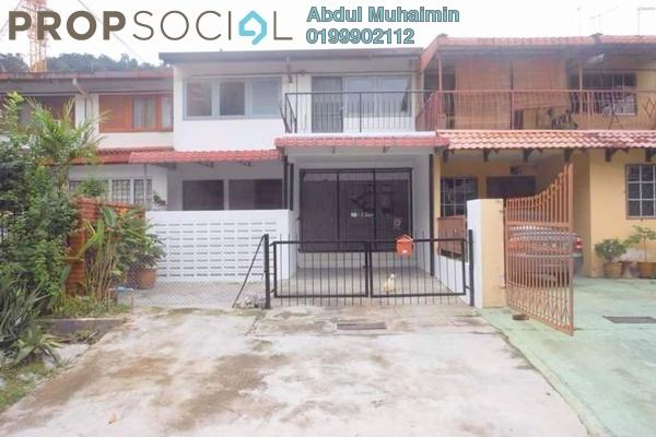 Terrace For Rent in Taman Melawati, Kuala Lumpur Freehold Unfurnished 4R/3B 1.8k