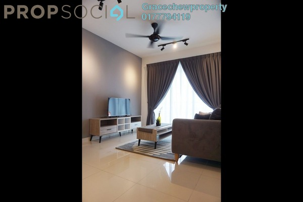 Serviced Residence For Rent in Teega, Puteri Harbour Freehold Fully Furnished 1R/1B 1.98k