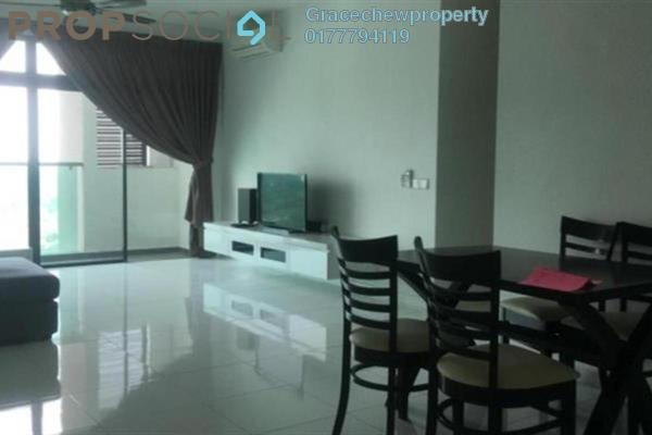 Apartment For Rent in Sky Loft, Bukit Indah Freehold Fully Furnished 2R/2B 2.48k