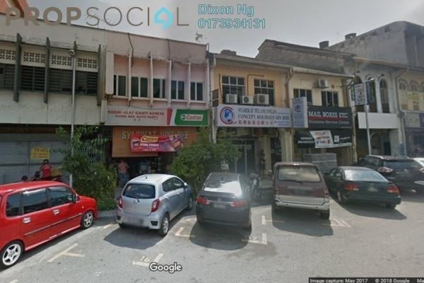 Shop For Sale in Reko Sentral, Kajang Freehold Semi Furnished 1R/1B 1m