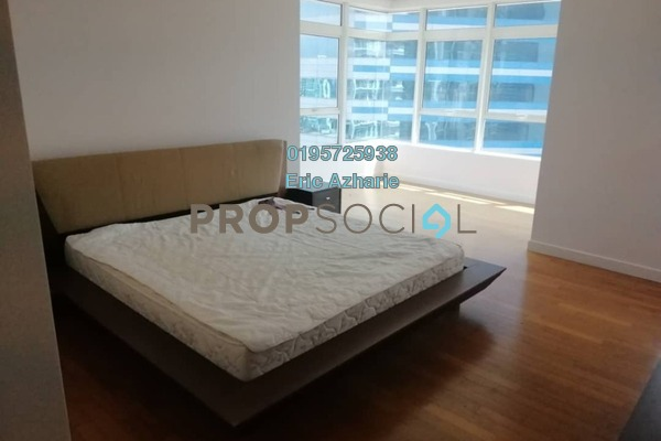 Serviced Residence For Rent in Binjai Residency, KLCC Freehold Semi Furnished 5R/5B 7k