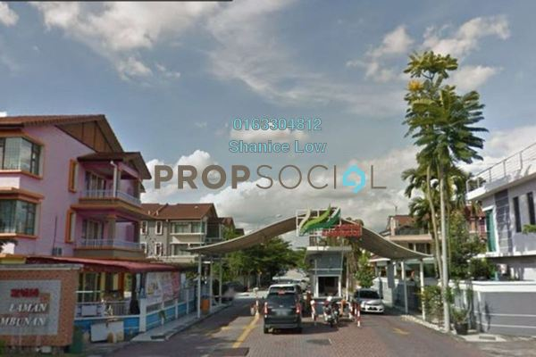 Terrace For Sale in Laman Rimbunan, Kepong Freehold Semi Furnished 5R/6B 1.37m