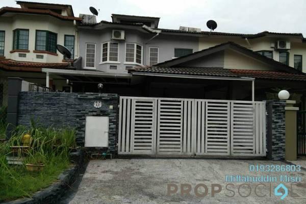排屋 单位出售于 Seri Utama, Kota Damansara Freehold Unfurnished 4R/3B 800.0千