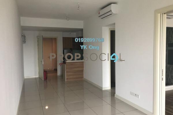 Condominium For Sale in Sunway Geo Residences 2, Bandar Sunway Leasehold Semi Furnished 2R/2B 855k