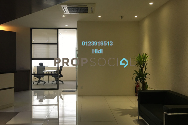 Shop For Sale in 1 Puchong Business Park, Bandar Puchong Jaya Freehold Semi Furnished 0R/6B 2.3m