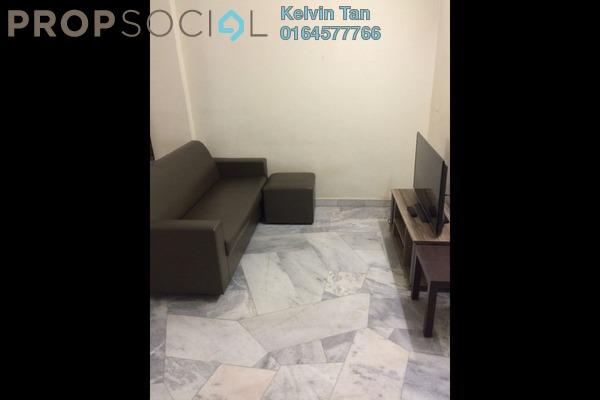 Apartment For Rent in Pangsapuri Bukit Beruang Utama, Bukit Beruang Freehold fully_furnished 3R/2B 1.2k