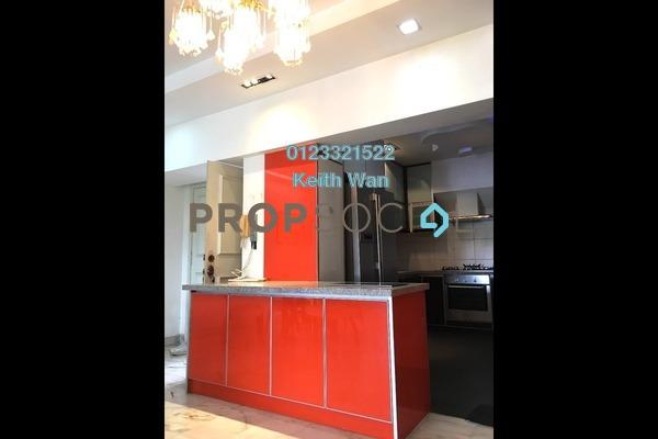 Condominium For Sale in Sang Suria, Sentul Freehold Semi Furnished 3R/2B 548k