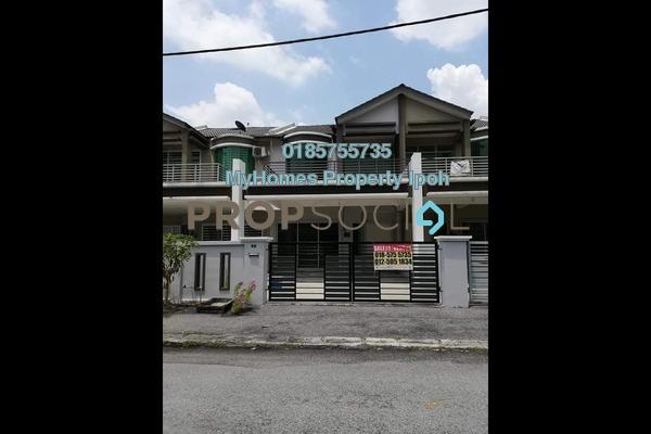 Link For Sale in Medan Klebang Restu, Chemor Freehold Unfurnished 4R/4B 378k
