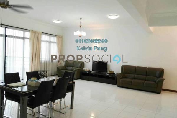 Condominium For Rent in Sri Pangkor, Pulau Tikus Freehold Fully Furnished 3R/4B 3k