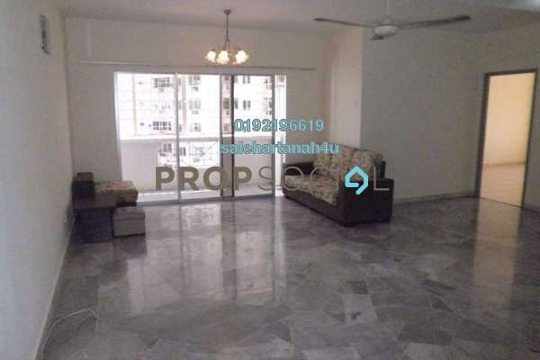 For Sale Condominium at Pelangi Indah, Jalan Ipoh Freehold Unfurnished 3R/2B 360k