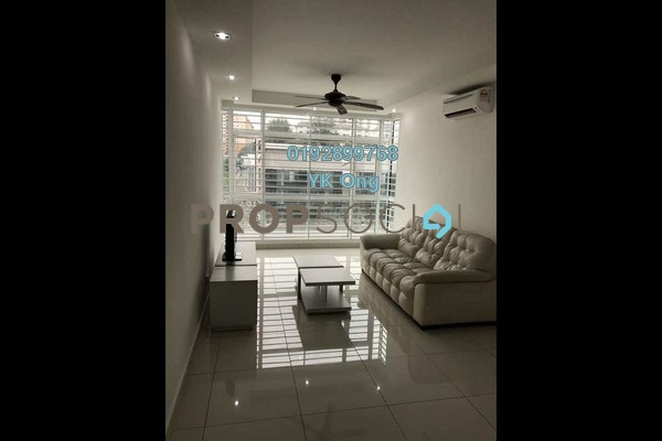 Condominium For Rent in The Centrina, Sungai Besi Freehold Fully Furnished 3R/2B 1.8k