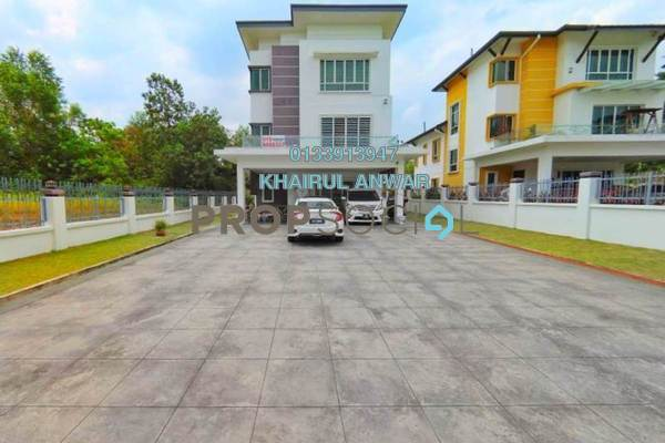 Bungalow For Sale in Taming Mutiara 3, Bandar Sungai Long Freehold Semi Furnished 7R/7B 1.65m