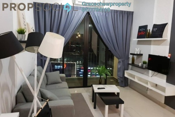 Serviced Residence For Rent in Greenfield Regency, Skudai Freehold Fully Furnished 2R/2B 1.58k
