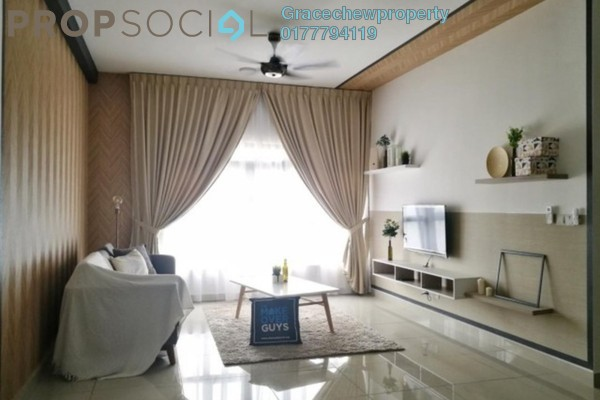 Serviced Residence For Rent in The Meridin @ Medini, Medini Freehold Fully Furnished 3R/2B 2.58k