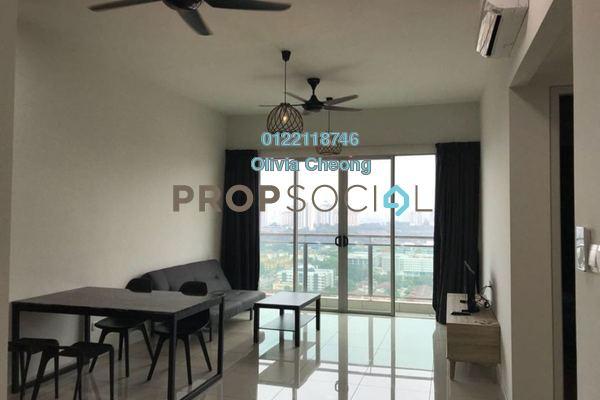 Serviced Residence For Rent in Sunway GEO Residences, Bandar Sunway Freehold Fully Furnished 2R/2B 3.3k