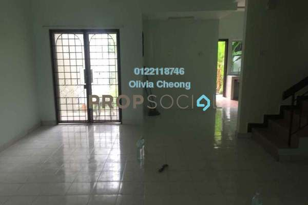 Terrace For Rent in Taman Amanputra, Puchong Freehold Unfurnished 3R/3B 1.5k