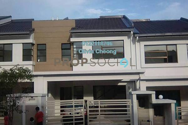 Terrace For Rent in Abadi Heights, Puchong Freehold Unfurnished 4R/3B 1.4k