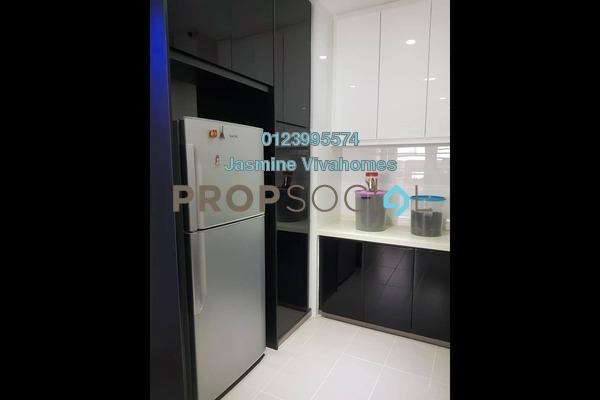 Condominium For Sale in Twin Palms, Bandar Sungai Long Freehold Semi Furnished 5R/5B 1.48m