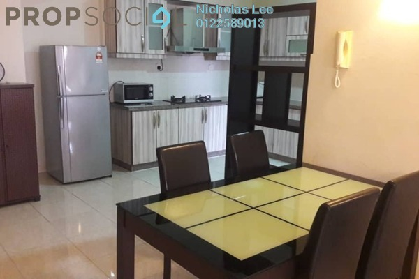 Condominium For Rent in Casa Tropicana, Tropicana Freehold Fully Furnished 3R/2B 2.2k