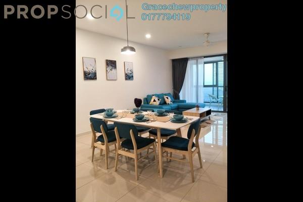 Condominium For Rent in Iskandar Residences, Medini Freehold Fully Furnished 3R/3B 3.5k