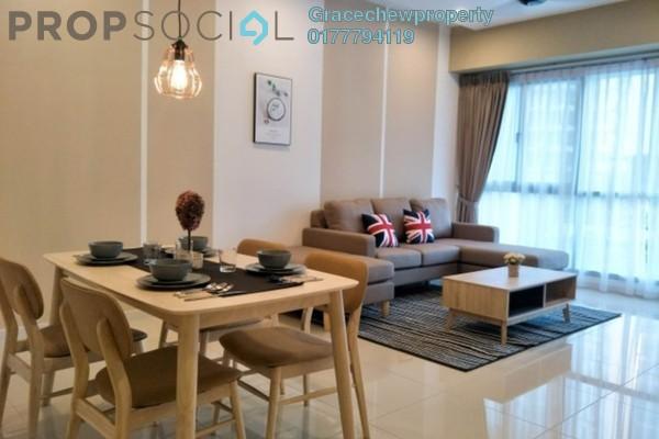 Condominium For Rent in Iskandar Residences, Medini Freehold Fully Furnished 2R/2B 2.5k