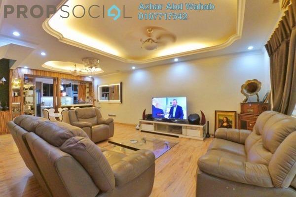 Terrace For Sale in Sunway Cheras, Batu 9 Cheras Freehold Semi Furnished 5R/4B 975k