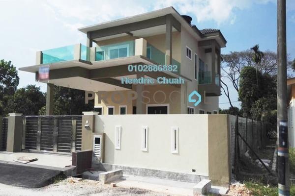 Bungalow For Sale in Taman Pengkalan Makmur, Taiping Freehold Unfurnished 4R/4B 698k