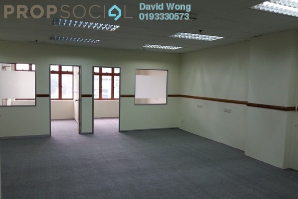 Office For Rent in Damansara Intan, Petaling Jaya Freehold Semi Furnished 0R/0B 2.2k