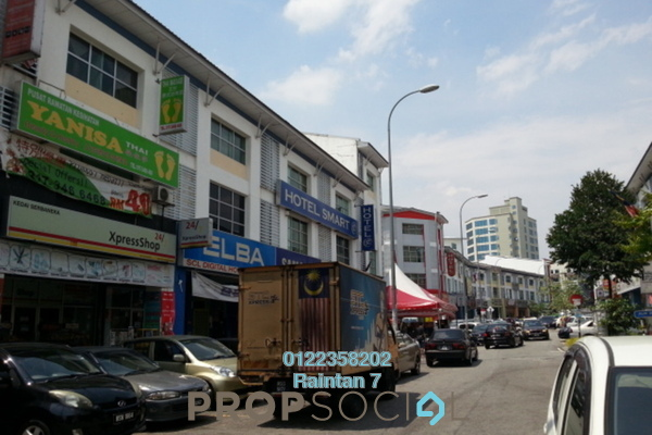 Shop For Sale in Dataran Dwitasik, Bandar Sri Permaisuri Freehold Unfurnished 0R/6B 2.69m