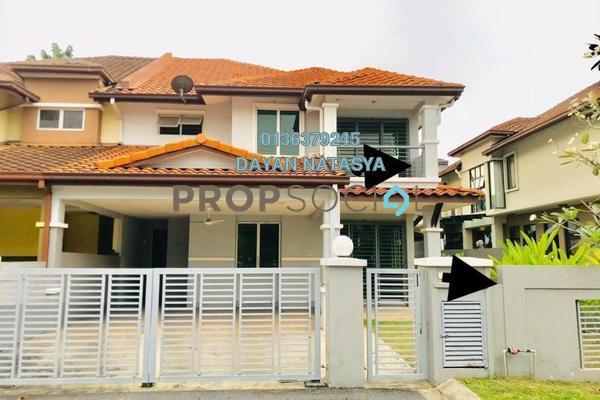 Semi-Detached For Sale in Bayu Damansara, Kota Damansara Freehold Semi Furnished 5R/6B 1.55m