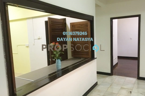Townhouse For Rent in Puteri Palma 2, IOI Resort City Freehold semi_furnished 3R/2B 1.85k