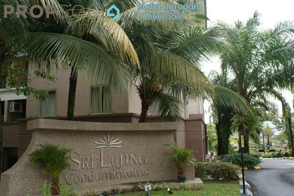 Condominium For Rent in Sri Lojing, Wangsa Maju Freehold Fully Furnished 4R/3B 2.6k