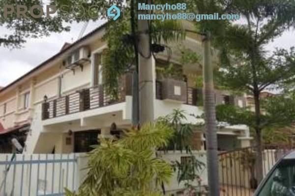 Terrace For Sale in BP1, Bandar Bukit Puchong Freehold Semi Furnished 4R/3B 750k