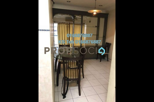 Apartment For Rent in Desa Aman Puri, Kepong Freehold Semi Furnished 3R/2B 1k