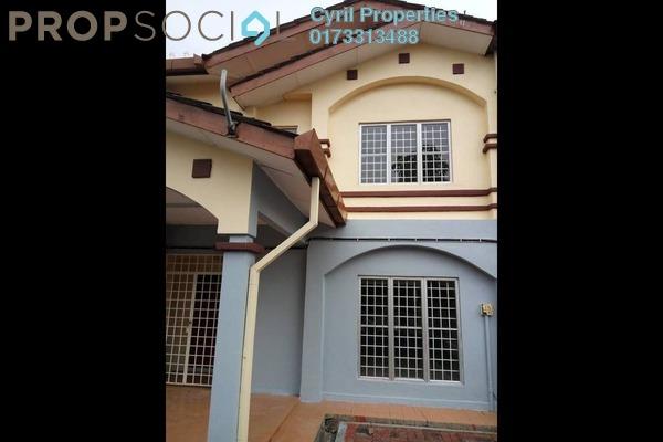 Terrace For Sale in Taman Mutiara Subang, Subang Freehold Unfurnished 4R/3B 470k