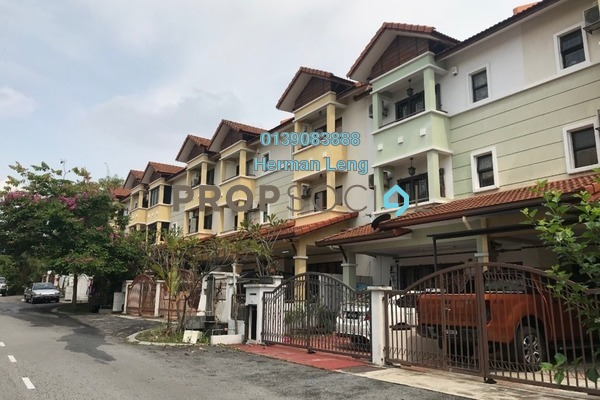 Terrace For Rent in Sunway Cheras, Batu 9 Cheras Freehold Semi Furnished 5R/4B 2.1k