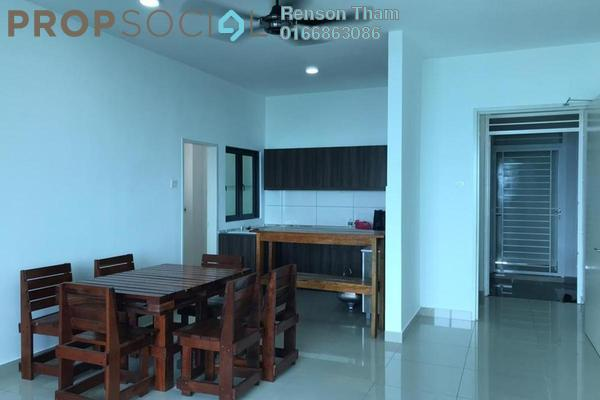 Condominium For Rent in Parkhill Residence, Bukit Jalil Freehold Fully Furnished 3R/2B 1.6k