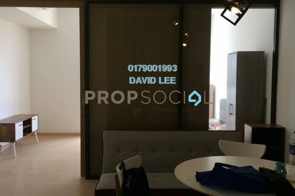 Condominium For Rent in D'Sara Sentral, Sungai Buloh Freehold Fully Furnished 1R/1B 1.5k