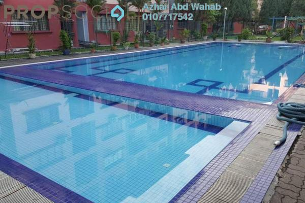 Apartment For Sale in Kayangan Apartment, Bandar Sunway Leasehold Unfurnished 3R/2B 310k